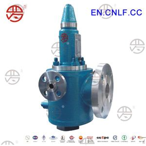 Lfnj-Safety Valve with Jacket