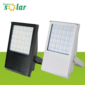 Whosales Price Solar Billboard Light/PIR LED Flood Light with Motion Sensor