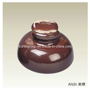 ANSI 55-3 Porcelain Pin Insulator