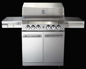 Stainess Steel Natural Gas Grill