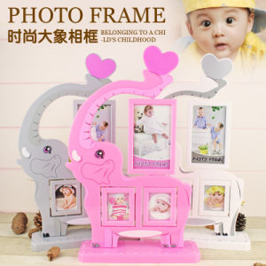 The Elephant Photo Frame, Plastic Photo Frame pictures & photos
