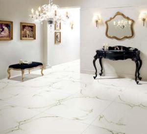 600x600 Inkjet Off White Floor Glazed Ceramic Tile Hp67102