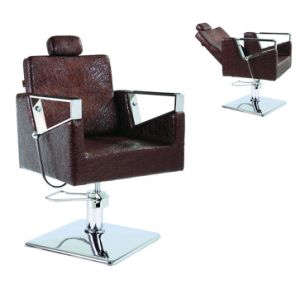 Reclining Barber Chair (001-12)