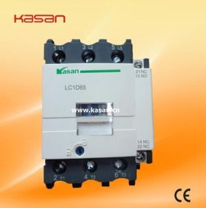The Newest Type LC1-D40A/50A/65A AC Contactor pictures & photos