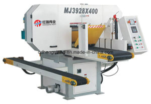 Mj3928*400 Horizontal Band Saw Machine Table Saw Machine/ Woodworking Machine