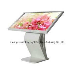 "55"" Self-Standing Network Advertising Player Totem pictures & photos"