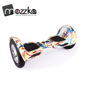 "15~25km Range Per Charge Two Wheels 10"" Self Balancing Electric Scooter High Quality"