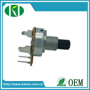 Fantastic China 17Mm 3 Pins Mono Rotary Potentiometer With Bush Wh0171A 1 Wiring Cloud Strefoxcilixyz