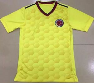 China Newest Thailand Quality 2018 Colombia Football Soccer Jersey 2017 - China  Colombia 30ed6d82f