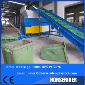 Waste PVC PP PE Pipe Shredder Machine pictures & photos