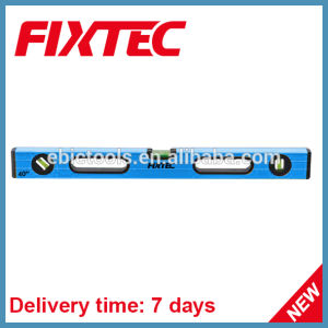 Fixtec Hand Tool High Quality Aluminium Level Spirit Level pictures & photos