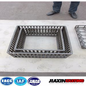 Lost Wax Casting Baskets for Heat Treatment Furnace