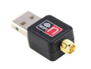150Mbps 2dB WiFi Antenna USB WiFi Receiver Wireless Network Card 802.11b/N/G pictures & photos