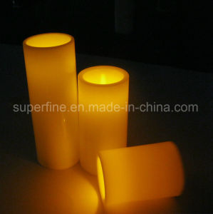 Fire Safe Long Use Battery Operated Children Room Decorative Imitation Night Lighting LED Candles pictures & photos