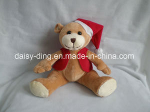 Smile Teddy Bear with T-Shirt and Embroidery pictures & photos