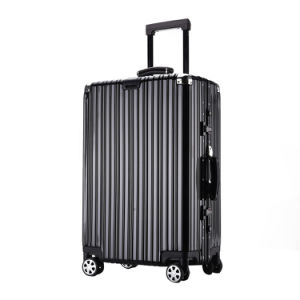 New Black Vapor Compact Carry-on Case Travel Luggage Bag pictures & photos