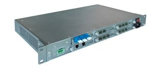 10g Manageable Chassis Multiple Prototal Media Converter pictures & photos