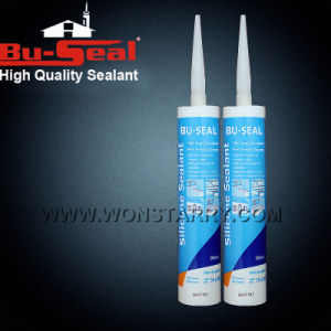Bu-Seal High Grade Stainless Steel Silicone Sealant