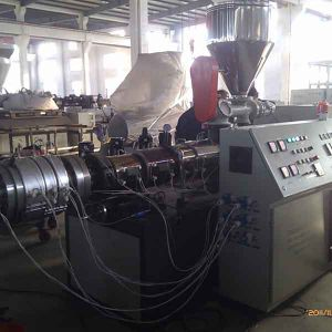 20-100mm PVC Pipe Extrusion Line PVC Pipe Production Machine