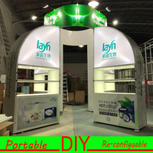 E33 Lightweight Trade Show Exhibition Display System Replace Aluminum Truss pictures & photos