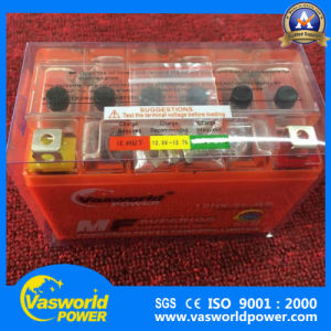 SGS Stand Type 3ah 12 Volts Gel Electric Motorcycle Battery pictures & photos