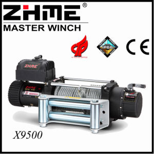 4310kg 12v Electric 4wd Poulling Winch For Cars Pictures Photos