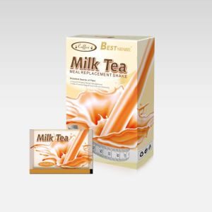 Meal Replacement Shake, Slimming Milk Tea in 7 Days