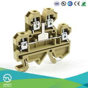 China Special Custom Brass Electrical Switch Terminals pictures & photos
