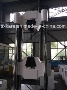 Computer Control Electro-Hydraulic Servo Strand Wire Material Testing Machine (GWE-1000B) pictures & photos
