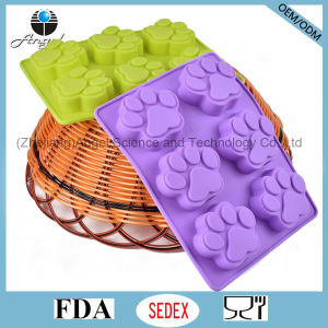 Holiday Sale 100% Food Grade Chocolate Cake Silicone Mould Sc48