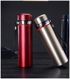 Commercial Vacuum Sling Cup 304 Stainless Steel Thermos Gift Cup