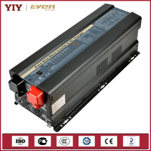4000W Solar Panel Inverter Air Conditioner Solar System Home UPS Hybrid Inverter pictures & photos