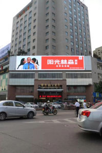 P6.67 Outdoor LED Colorful Digital Signage with UL Certificate pictures & photos