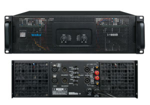 1800W Two Channels SMPS Power Amplifier for Outdoor Performance pictures & photos