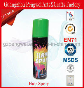 Cheapest Temporary Washable Glitter Hair Color Spray pictures & photos