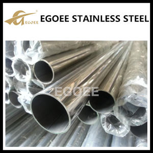 Ss201 304 316 Stainless Steel Round Pipes Tube pictures & photos