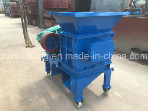 Mini Plastic Shredder Recyling Machine, Metal/Rubber/Tire Shredder Price pictures & photos