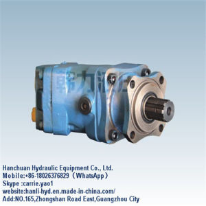 Hot Promotion Hydraulic Oil Gear Pump for Dump Truck (F11/12)