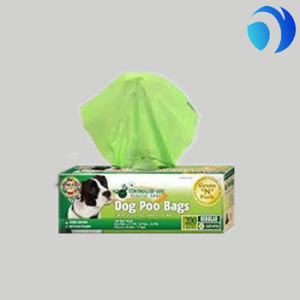 Hot Sale Plastic Dog Poop Bags for Pet