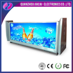 3G WiFi LED Advertising Taxi Top LED Display pictures & photos