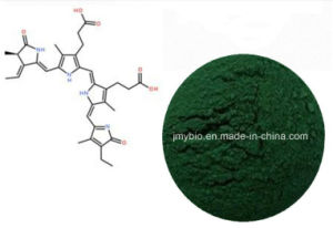 100% Pure Natural Protein 60%, 65% Spirulina Platensis Extract Powder pictures & photos