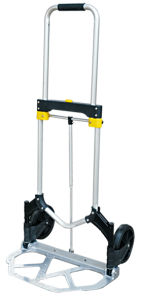 Foldable Aluminium Hand Truck (HT022G-1) pictures & photos