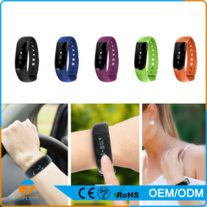 Fashion Latest Design Heartrate Monitoring Smart Bracelet pictures & photos