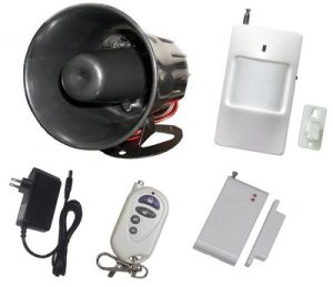 Wireless Water Liquid Alarm Sensor Detector pictures & photos