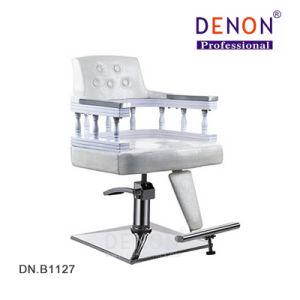 China New Design Hydraulic Hair Salon Styling Chair (DN. B1127) - China Barber Chair Hairdressing Chair  sc 1 st  guangzhou denon hairdressing appliances manufactory & China New Design Hydraulic Hair Salon Styling Chair (DN. B1127 ...