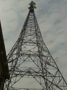 Telecommunication Steel Lattice Tower