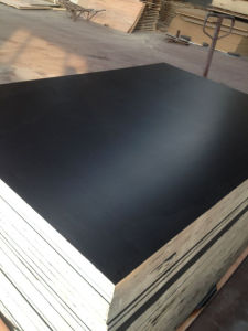 F17 Formply, High Quality, Black Film, Size 1200X2400X17mm, Fim Faced Plywood to Australia Market