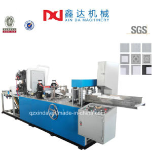 Paper Processing Type Automatic Printing Folder Napkin Tissue Machines for Plant pictures & photos