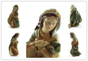 Supply Resin Craft Church Series Mary Statue pictures & photos