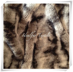 Top Quality Imitation Printed Fake Fur pictures & photos